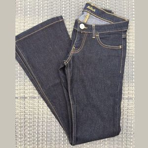 Killah by Sixty Sz 26/31 Low Rise Flare Jeans NWOT